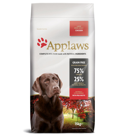 APPLAWS Large Breed 15 kg Chicken