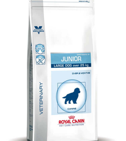 ROYAL CANIN Dog Veterinary Junior Large 14 kg