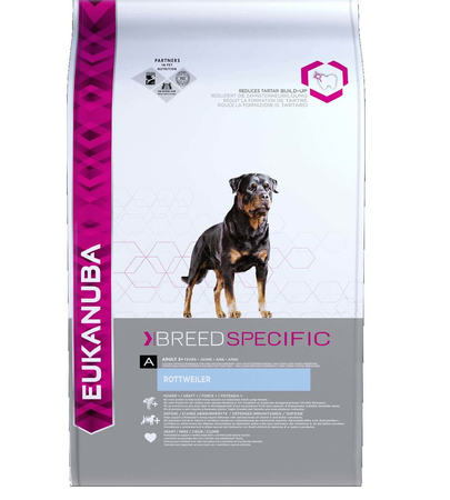 EUKANUBA Adult Breed Specific Rottweiler 12 kg
