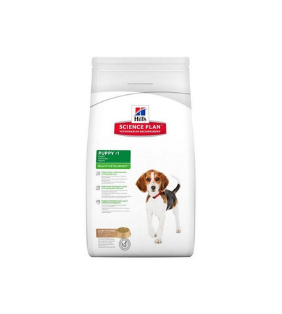 HILL'S Science Plan Puppy Healthy Development Lamb & Rice 12 kg