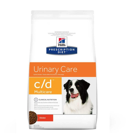 HILL'S Prescription Diet Canine c/d Multicare Chicken 12 kg